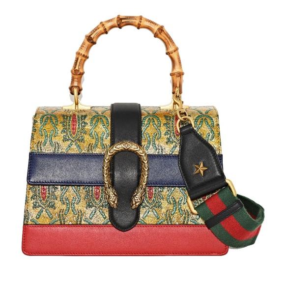 dc855991aa95 Gucci Bags | Dionysus Medium Embellished Tophandle Bag | Poshmark